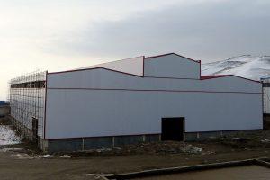 پروژه فولاد صبانور